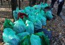 Uklanjanje divljih deponija na Kelebiji