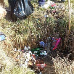 Čišćenje kanala kod Hajdukova