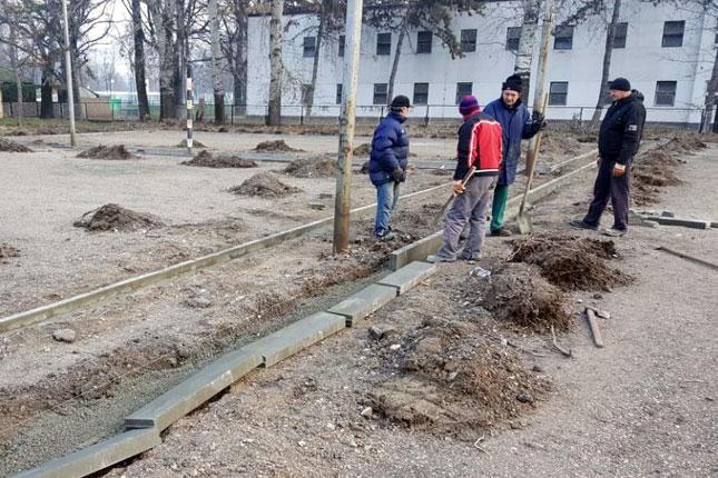 Zeleni Subotice pozdravljaju ulaganje u sportske terene na Paliću