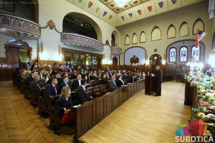 Održana 13. sednica Skupštine Grada Subotice