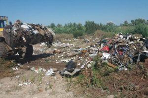 Projekat uklanjanja divlje deponije u MZ Hajdukovo