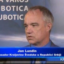 Ambasador Kraljevine Švedske u Republici Srbiji