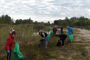 """Aktivnost br.2, u okviru projekta """"Zaštitimo i očistimo Kelebijsku šumu"""""""