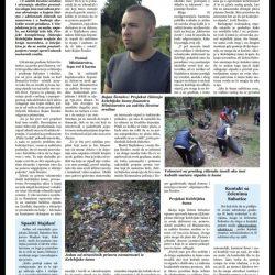Intervju predsednika Zelenih Subotice za Subotičke novine